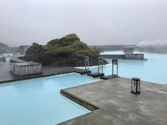 Hot Pool at the Silica Hotel, Blue Lagoon